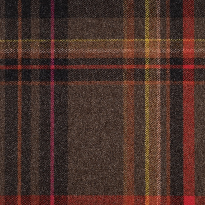 Designer Fabric - Paul Smith Exg Plaid Brae +$99.00