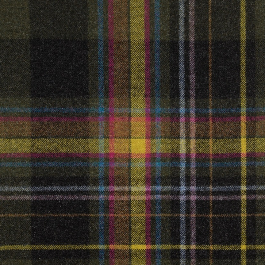 Designer Fabric - Paul Smith Exg Plaid Glen +$99.00